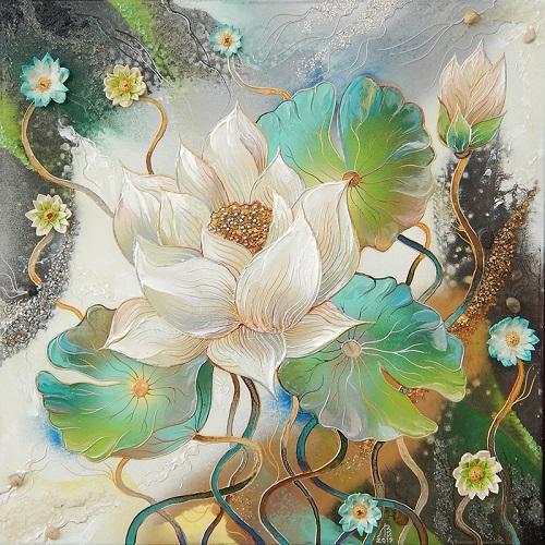 Vladimir Lopatin - Silver Lily
