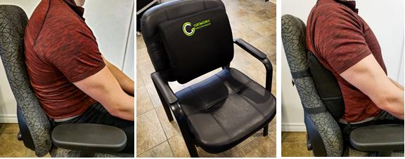 Gemini Health Chair Cushion