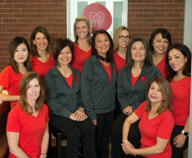 Red House Dental Team - 2020