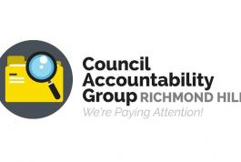 Council Accountability Group (Richmond Hill)